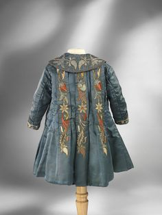 UK (probably) 1880-1895 Child's coat | V&A Search the Collections