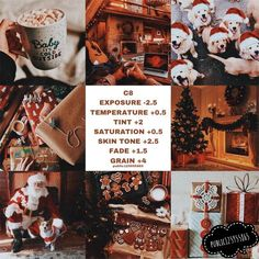 trendy ideas for vsco photography christmas Photography Filters, Tumblr Photography, Photography Editing, Lightroom, Vsco Hacks, Foto Filter, Best Vsco Filters, Feeds Instagram, Vsco Themes