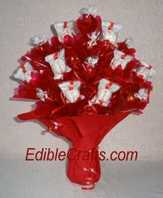 Mothers Day gifts - DIY sweet bouquet