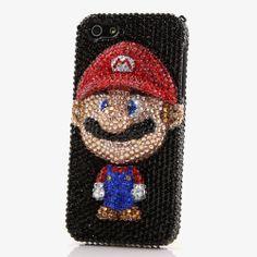 Super Mario iPhone 5s 3D Case