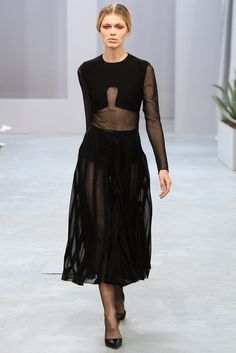 Barbara Casasola - Fall 2014 Ready-to-Wear