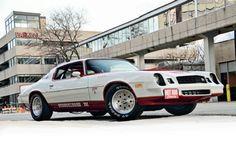 1978 Chevrolet Camaro Macho Z Low Three Quarter
