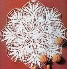 So people check out these 45 DIY quick and easy crochet doily patterns that you can make within one hour or two being crochet addict with speedy handling of th Crochet Dollies, Crochet Buttons, Crochet Doily Patterns, Crochet Art, Crochet Home, Thread Crochet, Crochet Motif, Crochet Designs, Easy Crochet