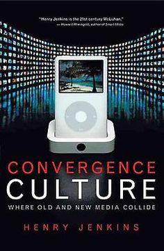I learn something new every time I pick up Henry Jenkins' Convergence Culture. Media theory was one of my favorite fields to discover, because it vindicates my pop culture obsession (not to mention it being the basis of my job and creative writing). [Natalie]