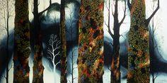 Jewel Trees - Eyvind Earle
