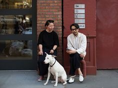 On the Street…Bond St., New York