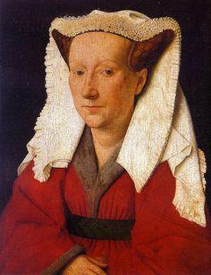 Portrait of Margaret van Eyck