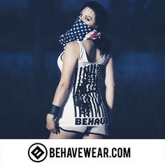 Happy 4th of July Patriots all over the world. Thanks to our beautiful model please visit #BehaveWear #Behave #happy #happyfourthofjuly #fourthofjuly #fourthofjulyweekend #fourthofjulycelebration #independent #independenceday #freedom #liberty #unclesam #americanflag #american #americana #americanart #design #art #tees #tshirt #tshirtdress #clothes #clothesforsale #resistance #bandana #muse #fashion #musa #new #patriot