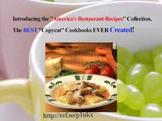 The Official Website for Free Copycat Restaurant Recipes. Discover Thousands of Accurate Copycat and Clone Recipes. Get Free Recipes and Cooking Tips - Subscribe to our Recipe Secrets Weekly Newsletter.
