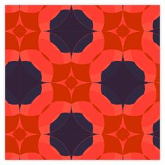 Floral Bauhaus by blueocto