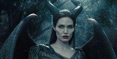 "Angelina Jolie's Cheekbones Are The Best Part Of ""Maleficent"""