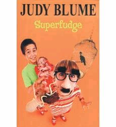 Superfudge by Judy Blume Good Books, Books To Read, My Books, What Book, Chapter Books, Library Books, Book Collection, Childrens Books, New Baby Products