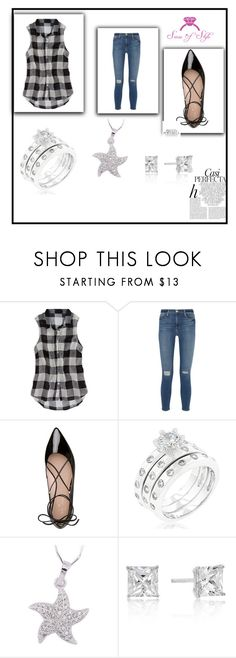 """SenseofStyle 12"" by senseofstyle1 ❤ liked on Polyvore featuring American Eagle Outfitters, Frame, Kate Spade and Whiteley"