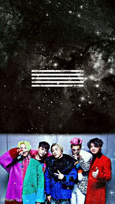 Our beloved BIGBANG #wallpaper [4ever_Tabi]