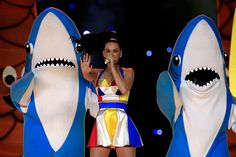Katy Perry Superbowl Halftime Show