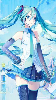 Hatsune Miku #love #beauty