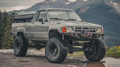 Overland gear for every adventure and camping equipment. Toyota Pickup 4x4, Toyota Trucks, Lifted Ford Trucks, Toyota Cars, Toyota Prerunner, Toyota Hilux, Toyota Tacoma, Overland Gear, Overland Truck