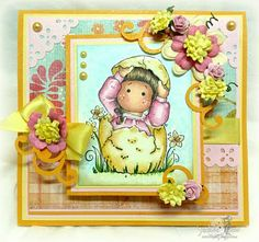 Scrap Bitz: Happy Spring, Happy Everything!