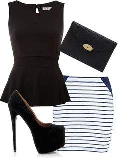 Up Accents Daily Dress Up: Stripes http://upaccents.com/2013/06/daily-dress-up-strips/