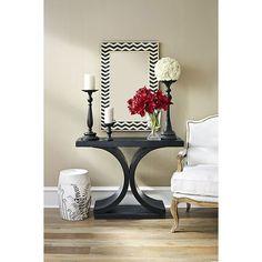 Wisteria - Mirrors & Wall Decor - Mirrors -  Chevron Mirror - $379.00