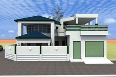 AKA HOUSE DESIGNED BY ALBERT KWESSI