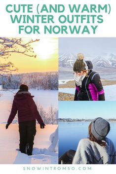 winter outfits travel Cute Winter Outfits for Your Visit to Norway - A Female Packing Guide Nordic Wanders Tromso, Winter Hiking, Winter Travel, Norway Winter, Visit Norway, Visit Oslo, Polar Night, See The Northern Lights, Norway Travel