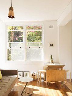 Big ideas for a small Art Decoapartment - desire to inspire - desiretoinspire.net