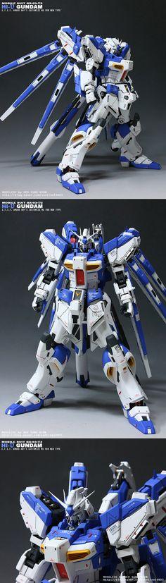 RX-93-V2 Hi-Nu Gundam