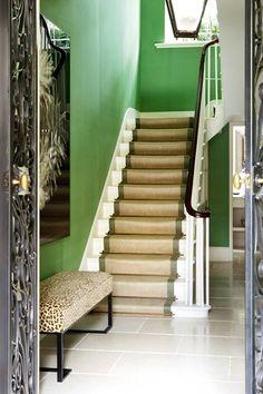 Green City Scheme - Hallway Ideas – Furniture & Decorating (houseandgarden.co.uk)