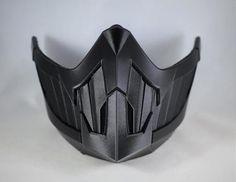 "#wattpad #fanfiction ""Come!!, die with honor!!!""- y/n Mortal Kombat Mask, Batwoman, Batgirl, Noob Saibot, Sub Zero, 3d Printable Models, Half Mask, Mask Template, Cool Masks"