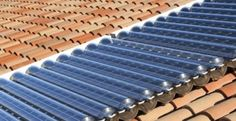 Hybrid Solar Panel Generates Solar Electricity and Solar Hot Water