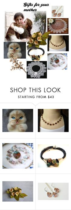 """Gifts for your mother"" by varivodamar ❤ liked on Polyvore featuring Swarovski and modern"