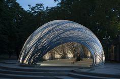 Gallery - ICD/ITKE Research Pavilion 2014-15 / ICD / ITKE University of…