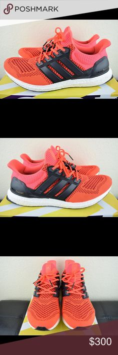 promo code c1d87 7ee02 Shop Men s adidas Red Black size 12 Athletic Shoes at a discounted price at  Poshmark.