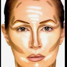 Highlight and contour people!!!