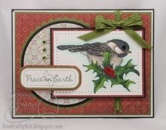 One Krafty Kat: World Card Making Day Bloghop with OWH