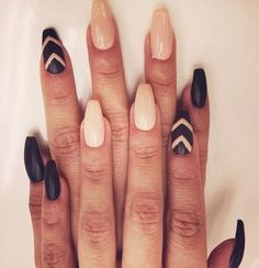"""Coffin nails"""