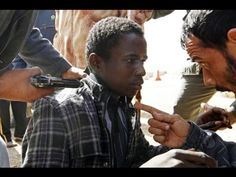 Castrated black SLAVES are STILL being sold in Saudi Arabia!!! Ironically…
