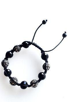 Penelope Crystal Bracelet  Handmade with Swarovski Crystal  $29