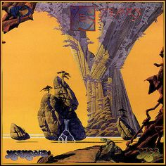 Yesyears (Roger Dean) so shead of his time and so influential.