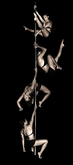 My pole is arriving soon! So inspired