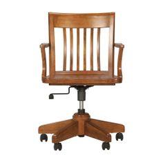Riley Desk Chair   Ethan Allen US