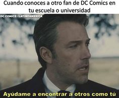 Read Fan from the story Memes de DC Comics 2 by s-spidey (🇸) with reads. Dc Animated Series, Dc Comics, John Constantine, Supergirl And Flash, Dc Memes, Hero Girl, Detective Comics, Bat Family, Dc Universe