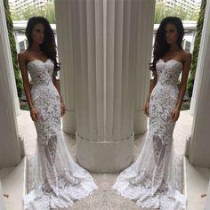 Wedding Dresses,Charming Wedding Dress,Mermaid Wedding Dress,Long Wedding Dresses,Formal