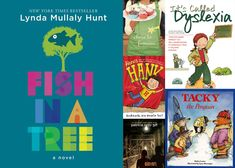 These books that feature dyslexia are sure to engage kids who struggle to read. Here are a few that can be read independently or together with a parent.