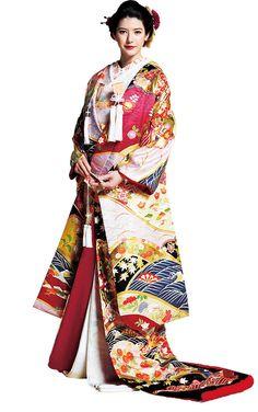 麗しき、きもの花嫁 Authentique by La Reine Ginza オーセンティック バイ ラ レンヌ 1 | 結婚準備に関する総合情報サイト | ザ・ウエディング