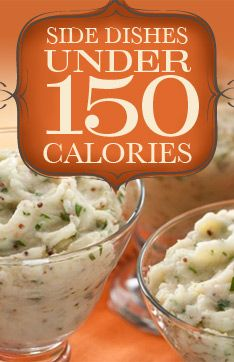 Idaho potato dishes under 150 calories.