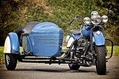 Indian Four with Indian Sidecar