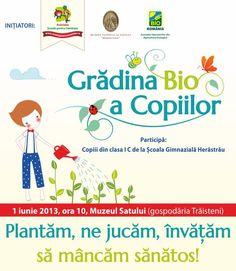 Gradina Bio a Copiilor Map, Plant, Location Map, Maps