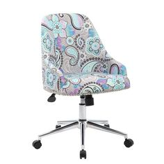 Found it at Wayfair - Carnegie Mid-Back Adjustable Office Chair